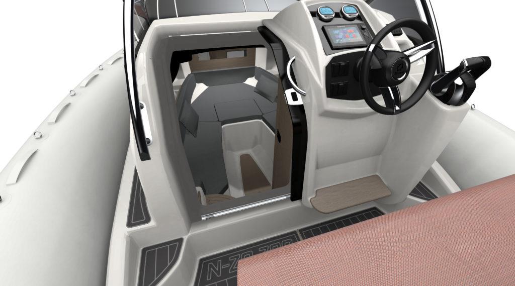 NZO700-cabin